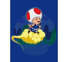 Son Toad Photographic Print