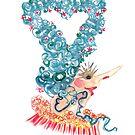 heart hair by Soxy Fleming