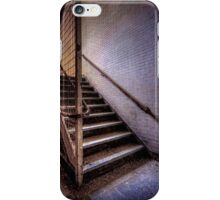 Enter The Darkness iPhone Case/Skin