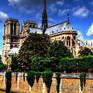Notre Dame HDR by KChisnall