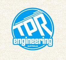 TPR Retro blue T-Shirt