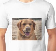 0371 Molly on the Beach Unisex T-Shirt