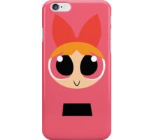 Blossom - PowerPuff Girls iPhone Case/Skin