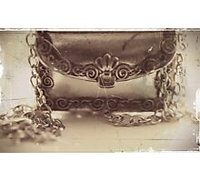 Chain mail Photographic Print