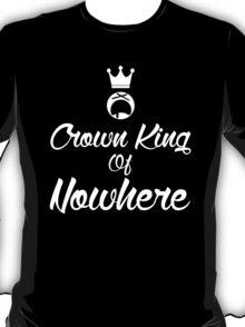 Crown king of Nowhere Dark Edition T-Shirt