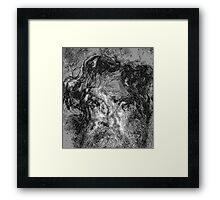 Abysses #2 - I am / We are Charles Framed Print