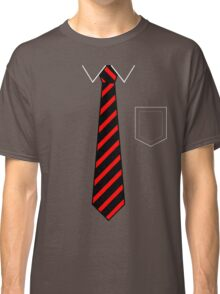 Tie & Pocket Classic T-Shirt