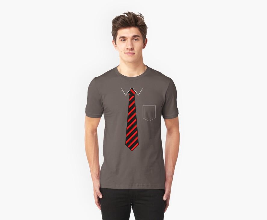 Tie & Pocket by jean-louis bouzou