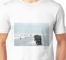 Going from Cuxhaven to Neuwerk Unisex T-Shirt