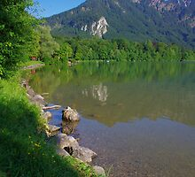 Lake Kochelsee 08 by Daidalos