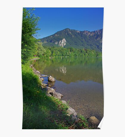 Lake Kochelsee 08 Poster