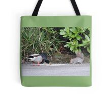 A Meal With Friends Tote Bag