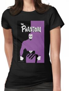 THE PHANTOM Womens Fitted T-Shirt