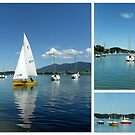 Boats, Beaches &  Bays by ©The Creative  Minds