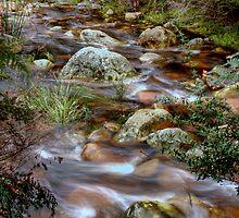Stony Creek Halls Gap 3 by Jeff Reid