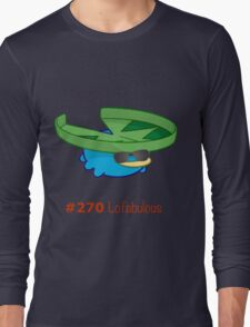 Lotad Long Sleeve T-Shirt
