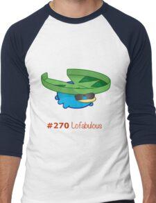 Lotad Men's Baseball ¾ T-Shirt
