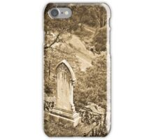 0939 Keeping Watch iPhone Case/Skin