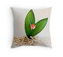 Ikebana-188 Throw Pillow