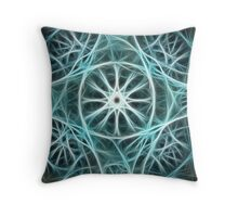 The Crown Chakra Throw Pillow