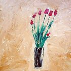Tulips and Vase by jakking