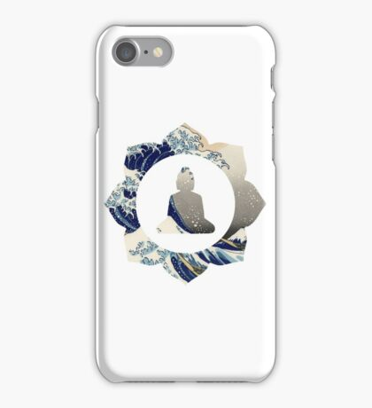 Zen Buddha iPhone Case/Skin