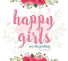 Happy girls are the prettiest! by artisanobscure