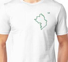 "Nagorno Karabakh ""Citizen of the Earth"" small Unisex T-Shirt"