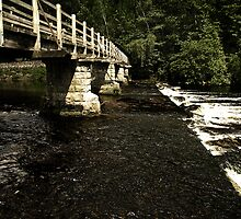 The Bridge and the Weir by Country  Pursuits