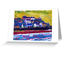 Youghal, Cork Greeting Card
