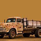 Terry Truck by Bryan D. Spellman