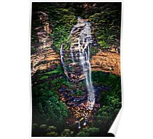 Wentworth Falls - Blue Mountains Poster