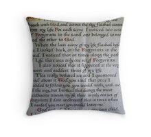 CONSTANTINE CHURCH CORNWALL UK Throw Pillow