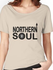 Northern Soul Design 2 Women's Relaxed Fit T-Shirt