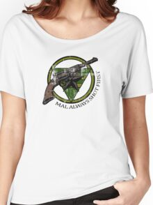 Mal always shot first Women's Relaxed Fit T-Shirt