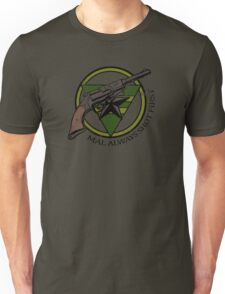 Mal always shot first Unisex T-Shirt
