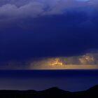 Storms over Sugarloaf by kurrawinya
