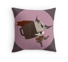 Inquisitor, let's celebrate!? Throw Pillow