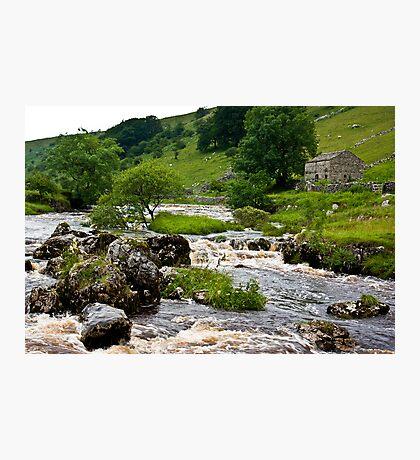 River Wharfe at Yockenthwaite  #3 Photographic Print