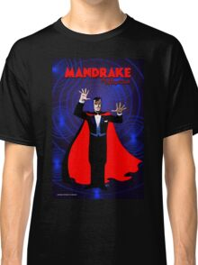 MANDRAKE THE MAGICIAN Classic T-Shirt