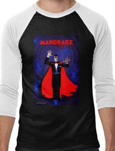 MANDRAKE THE MAGICIAN Men's Baseball ¾ T-Shirt