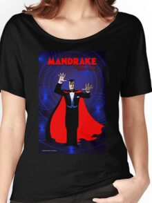 MANDRAKE THE MAGICIAN Women's Relaxed Fit T-Shirt