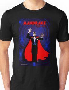 MANDRAKE THE MAGICIAN Unisex T-Shirt