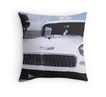 '55 Chevy Throw Pillow