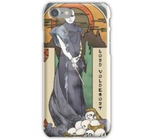 Rise of the Purebloods iPhone Case/Skin