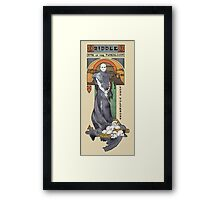 Rise of the Purebloods Framed Print