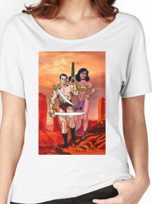 JOHN CARTER OF MARS Women's Relaxed Fit T-Shirt