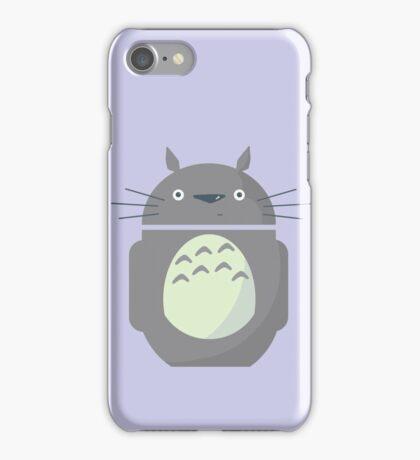 My Neighbor Totoroid iPhone Case/Skin