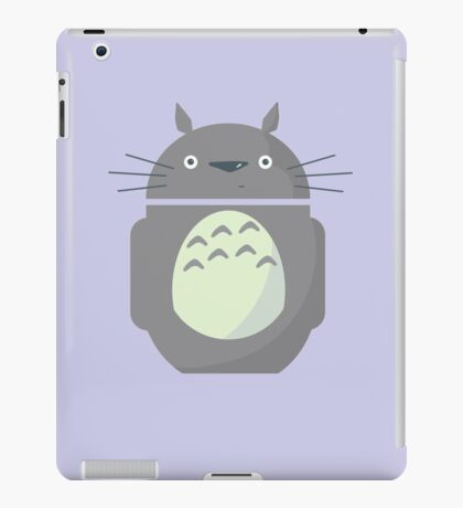 My Neighbor Totoroid iPad Case/Skin