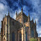 The Abbey Church of Dunfermline by Tom Gomez